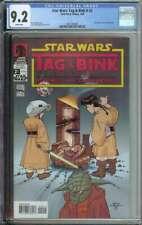 Star Wars: Tag & Bink II #2 CGC 9.2 Revenge of Clone Menace