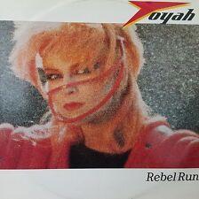 TOYAH Rebel Run Vinyl Record 12 Inch Safari SAFE LS 56 1983