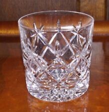 Edinburgh Crystal Whisky Tumbler DoF Spirit & Mixer Glass ED153