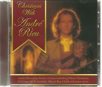 CHRISTMAS WITH ANDRE RIEU CD - A COLLECTION OF CHRISTMAS CLASSICS