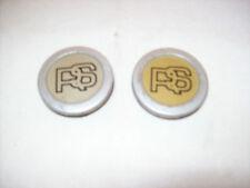 2 Stück  Felgendeckel RS für Ford