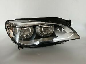 13 14 15 BMW 7 Series F02 F01 F04 Right Headlight LED Adaptive Headlamp OEM