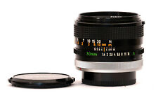 Canon FD 1,4 / 50mm S.S.C. #782304