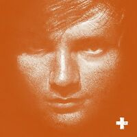 Ed Sheeran - Plus + (1LP Orange Vinyl) 2011 Asylum Records / NEU+OVP!