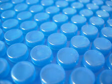 2,80/m² Pool Solarplane 7 x 3,5m Rechteck 400my blau Solarnoppenfolie Wärmefolie