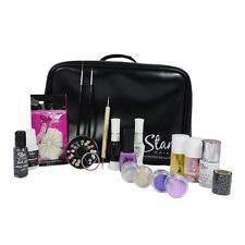 Star Nails manicura kit básico Estudiante Profesional Material Universidad
