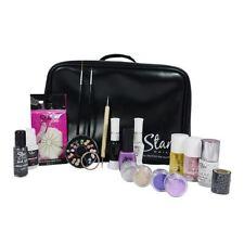 Star Nails Arte de uñas Kit de arranque fuentes de Manicura Profesional De Estudiante College