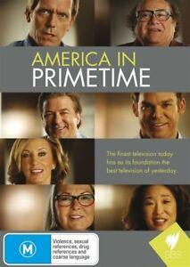 America in Primetime = NEW DVD R4 MADMAN