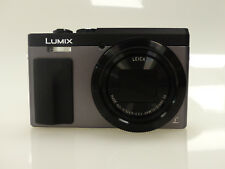 Panasonic Lumix DC-TZ91 silber / TZ 91 SuperZoom Traveller /  NEU & OVP