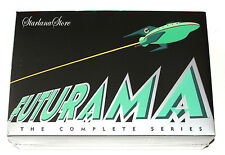 Futurama 27 DVD Gift Set Emmy Award Animated Complete Series 124 Episodes NEW