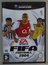 FIFA 2004 - NINTENDO GAMECUBE - PAL ESPAÑA - COMPLETO - N2