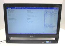 Sony Vaio PCG-11211L Core i3 2GB RAM DVD/RW WiFi All In One
