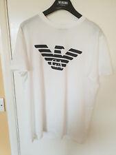 f88011d7c Emporio Armani Short Sleeve T-Shirt - White - XL