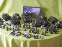 WARHAMMER 40K  IMPERIAL ARMY - MANY UNITS TO CHOOSE FROM