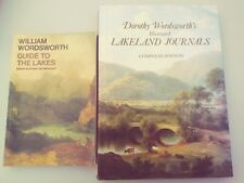 TWO LAKE DISTRICT BOOKS - WILLIAM WORDSWORTH + DOROTHY WORDSWORTH