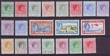 Bahamas 1938 SC 100-113, 154-156 MH Set