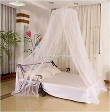 5 x King Size white Mosquito Nets Fits all Beds Buy in Bulk and Save