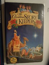 Christmas Story Keepers (VHS, 1998) by Zondervan Publishing & Family Home Ent.