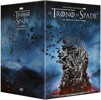 Cofanetto Il Trono di Spade Stagioni 1-8 (38 DVD) Box Nuovo
