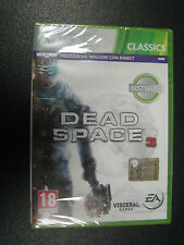 DEAD SPACE 3  xbox  360 CLASSIC BEST SELLER nuovo