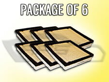 AIR FILTER AF5396 FOR CHRYSLER TOWN & COUNTRY DODGE CARAVAN PACKAGE OF 6