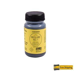 Neolube No. 1 Colloidal Graphite Dry Film Conductive Lubricant 2 oz