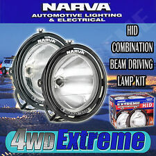 NARVA 71772HID GENUINE 35W EXTREME HID DRIVING LIGHTS LAMPS COMBINATION KIT UTE