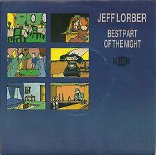 "Jeff Lorber - Best Part of the Night  UK 7"" (1985)"