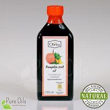 Pumpkin Seed Oil Cold Pressed Unrefined Raw Pure 250ml / Olej Z Pestek Dyni