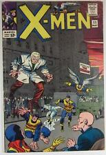 X-MEN #11 MAY 1965  FIRST APP THE STRANGER VG/F 5.0