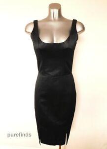 AGENT PROVOCATEUR ELAYNE DRESS SIZE AP3, UK 10, in black, RRP £595 BNWT