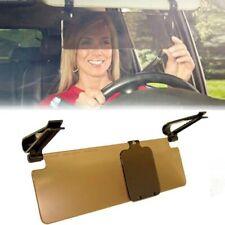 Car Anti-Glare Sun Shade Dazzle Blocker Visor Mirror View Day Night Driving