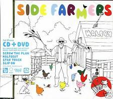 HALFBY - SIDE FARMERS - Japan CD+DVD - NEW J-POP