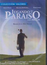 SEALED - Jugando En El Paraiso - Golf In The Kingdom DVD NEW Coleccion Valores