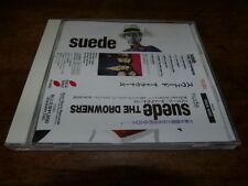 SUEDE - The drowners !!! ! RARE CD !!! ESCA 5683 !!! JAPON !!!