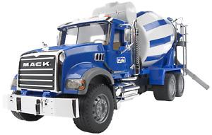 Bruder 02814 Mack Granite Cement Mixer Truck