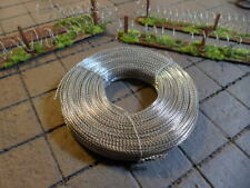 Barbed wire 15mm 20mm 28mm 1/72 1/56 Wargame Terrain 50 yards
