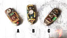 Steampunk USB micro SD card readers. 3 Original designs - choose option