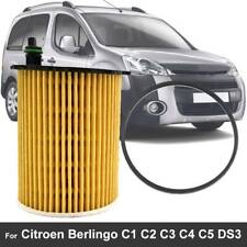 1109AY For Citroen C1 C3 I C4 Picasso I C5 Dispatch DS4 Xsara Picasso Oil Filter