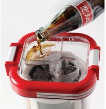 Coca-Cola Slush Drink Maker Frozen Coke Machine 32 oz. Freezing Tank