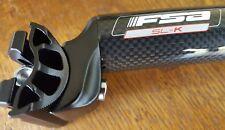 FSA SLK Carbon Fibre Seat Post 32.4mm X 350mm Road Bike Seatpost