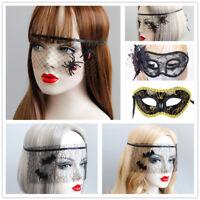 Dentelle masque vénitien bal Halloween Costume Robe costumé