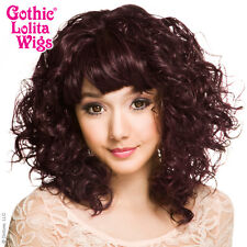 Gothic Lolita Wigs® Bijou™ Collection - Black Mahogany Burgundy Mix