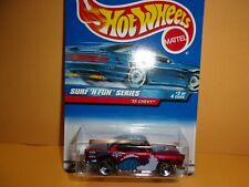 Hot Wheels  For Life   Surf ' N fun series 1955 Chevy #3 of 4
