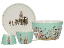 Roald Dahl BFG 4 Piece Stacking Childrens Breakfast Set - Gift Boxed