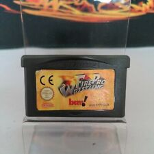 FIRE PRO WRESTLING NINTENDO GAMEBOY ADVANCE GAME - CART ONLY (GBA)