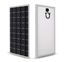 Pannello solare fotovoltaico 100W 12V in silicio policristallino 92X69 CM