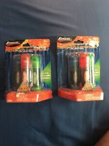 lot of  2 New banzai Color Stream Blaster Jet Cartridge Refill Pack Color