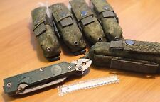 Authentic Russian Army Ratnik Knife Multitool 6E6 + Pouch EMR Digital Flora NEW