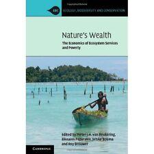 Nature's Wealth Economics Ecosystem Servi. 9781107027152 Cond=LN:NSD SKU:3163738